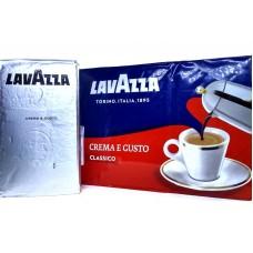 Кофе Лавацца Крема Густо Lavazza Crema e Gusto 250г, Италия