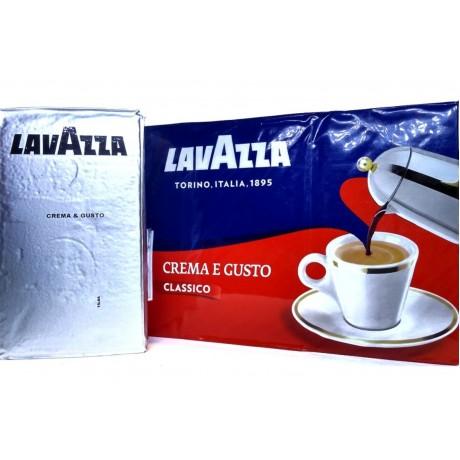 Кофе Лавацца Крема Густо Lavazza Crema e Gusto 250г