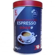 Кофе Эспрессо 100% арабика Espresso 100% arabica 200г, Германия