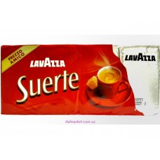 Кофе Лавацца Сюерте Lavazza Suerte 250г, Италия