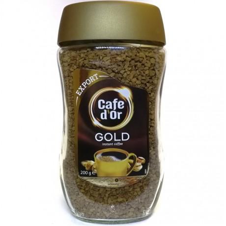 Кофе растворимый Кафедор Cafe d'Or Gold 200 г