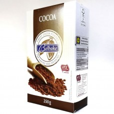 Какао-порошок Finest Cocoa Powder 250 г, Германия