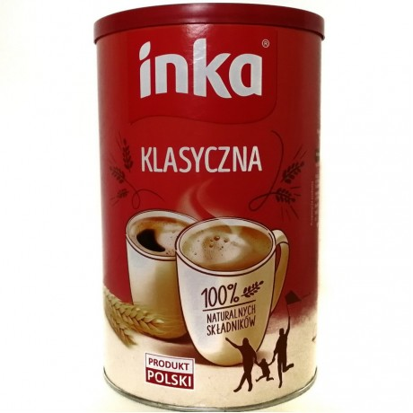 Напиток кофейный Инка Inka Klasyczna злаковый 200г