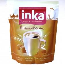 Напиток кофейный Инка карамельная Inka Karamelowa 200г, Польша