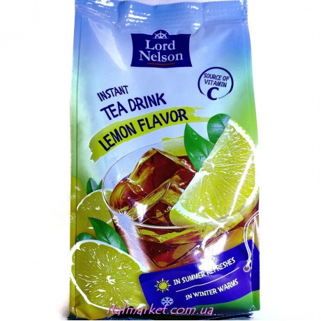 Чай растворимый лимон Lemon Flavor 350 г