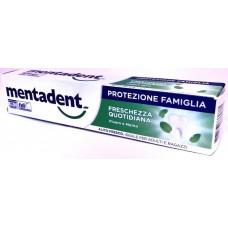 Зубная паста Ментадент Mentadent Freschezza Quotidiana 75 г, Италия