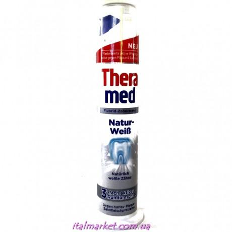 Зубная паста Тера Мед в тубе Thera Med Natur-Weis` 100 г