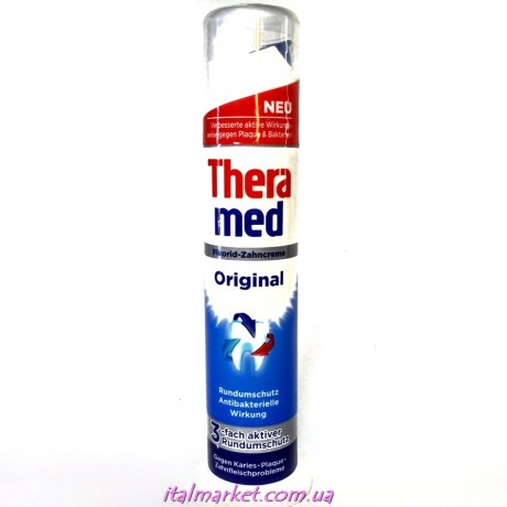 Зубная паста Тера Мед в тубе Thera Med Original 100 г