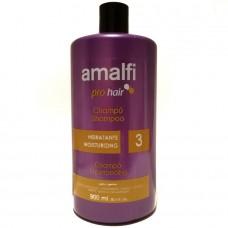 Шампунь профессиональный Amalfi Hidratante moisturizing (увлажнение), 900 мл