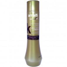 Бальзам-кондиционер с кератином и аргановым маслом Amalfi Keratin, 1000мл