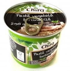 Паштет овощной Chira Pasta Vegetala Tartinabila 200г