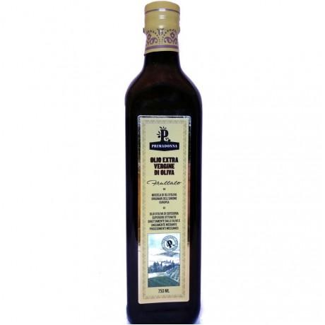 Масло оливковое Primadonna Olio Extra Vergine di Oliva 0.75 л, Италия