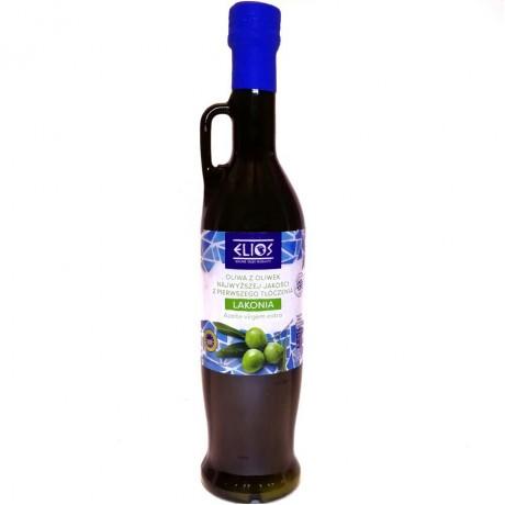 Масло оливковое Oliwa z Oliwek Lakonia 0.5 л, Греция