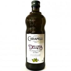 Масло оливковое Карапелли Carapelli Delizia 1л, Италия
