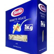 Паста Барилла Пенетте Ригате №72 Barilla Pennette Rigate 1 кг