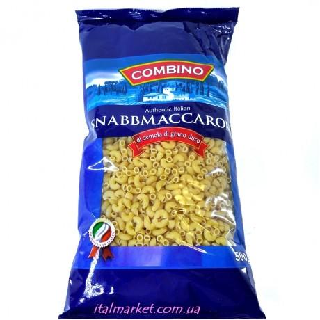 Паста мини рожки Комбино Combino Snabbmaccaroni 0,5 кг