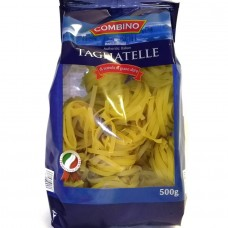 Паста Тальятелле Pasta Tagliatelle 500 г, Combino