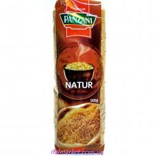 Рис коричневый Premium Pianzani Natur 500г