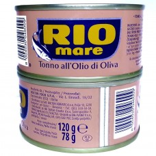 Тунец в оливковом масле Рио Маре Rio Mare 120 г, Италия