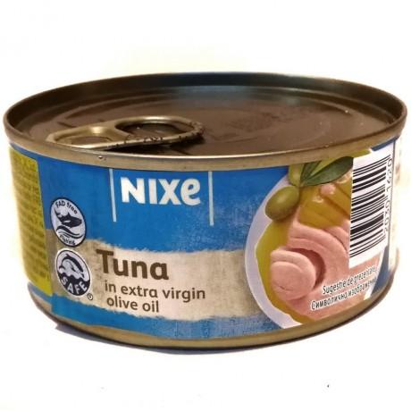 Тунец в оливковом масле Tuna in extra virgin Olive Oil 160 г, Испания
