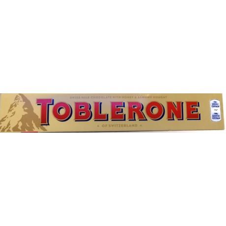 Шоколад молочный Таблерон Tablerone Milk Chocolate 100г, Швейцария
