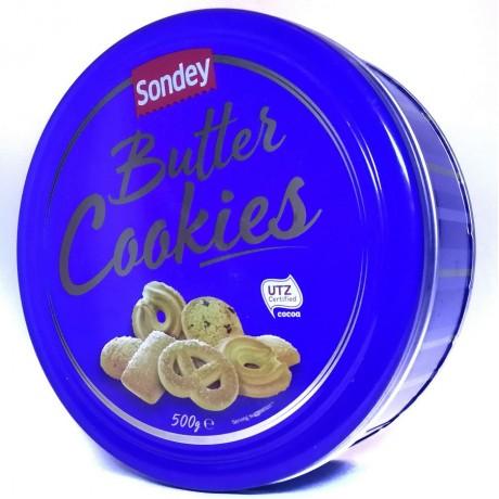 Печенье с маслом Butter Cookies 500г, Германия