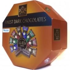 Набор черного шоколада 56-81% какао Finest Dark Chocolates 200г