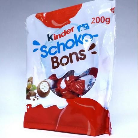 Конфеты Чоко-бонси Киндер Schoko-Bons 200 г, Kinder