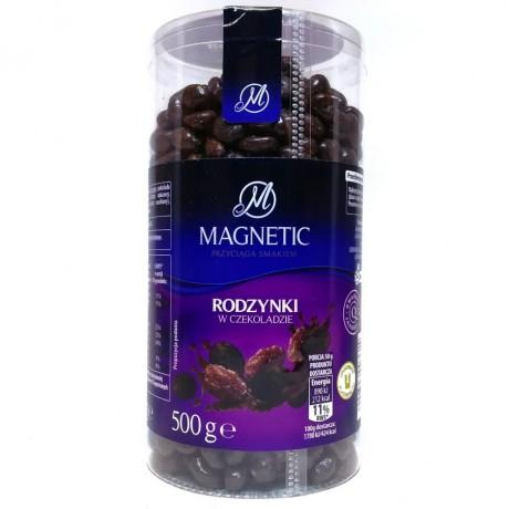 Изюм в шоколаде Rodzinki w czekoladzie 500г, Magnetic