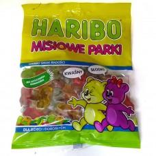 Желейки Харибо медвежьи парки Haribo Misiowe Parki 175 г, Польша