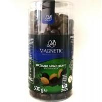 Арахіс в шоколаді Orzeski Arachidowe w czekoladzie 500г, Magnetic