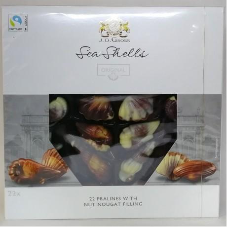 """Набор конфет """"Морские ракушки"""" Sea Shells 250 г, Германия"""