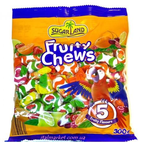 Конфетки жевательные Fruiti Chews 300г
