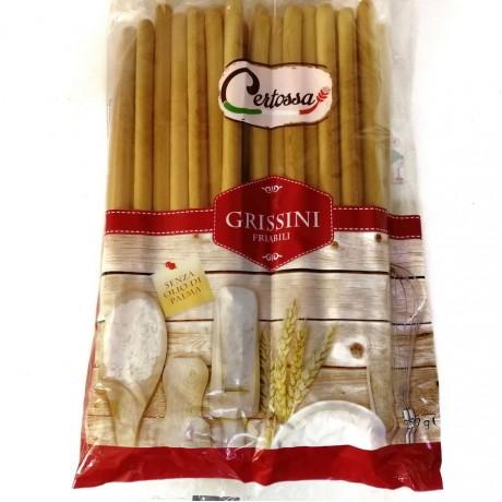 Хлебные палочки Гриссини Grissini Friabili 250г, Италия