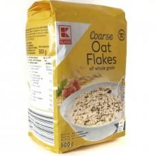 Овсяные хлопья Oat Flakes Coarse 500 г