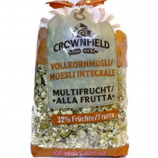 Мюсли с фруктами Muesli Integrale Alla Frutta 1кг, Италия