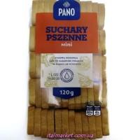 Міні сухарики Панно Panno Mini 120г
