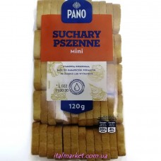 Мини сухарики Панно Panno Mini 120г