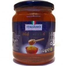 Мед натуральный Miele millefiori italiano 500г, Италия