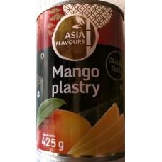 Манго консервированный Mango Plastry 425 г
