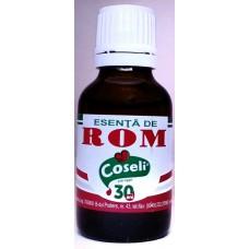 Эссенция Ром Esenta de Rom Coseli 25 мл, Румыния