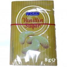 Сахар ванильный Vanillin Sugar 80г (10 х 8г), Belbake