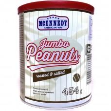 Арахис подсоленный Jambo Peanuts roasted salted  454 г
