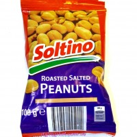 Арахис подсоленный Roasted salted Peanuts 100г