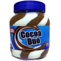 Шоколадно-молочная паста Cocoa Duo 750г