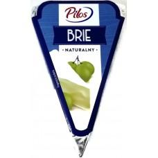Сыр Бри Brie Naturalny 125 г, Pilos