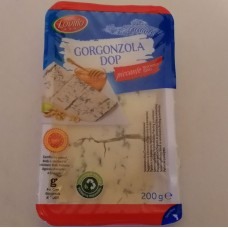 Сыр Горгонзола пикатне Gorgonzola Piccante 200 г, Lovilio