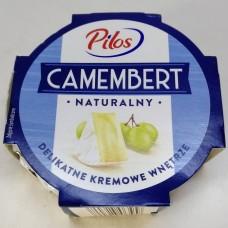Сыр Камембер Camembert Naruralny 120 г, Pilos