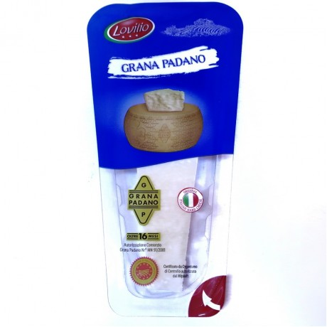 Сыр грана падано Grana Padano 200 г