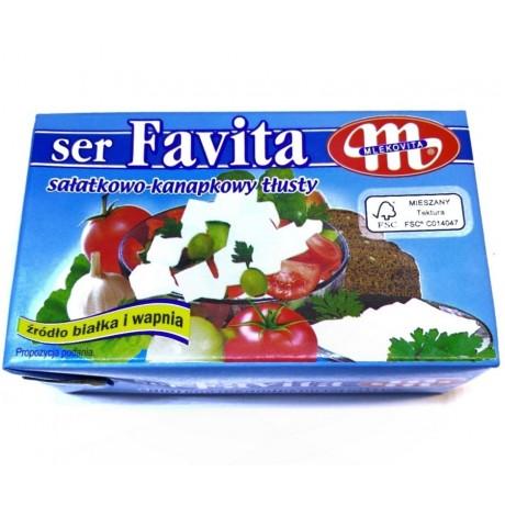 Сыр Favita Фавита (Польша)  270г